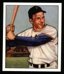 1950 Bowman REPRINT #33  Ralph Kiner  Front Thumbnail
