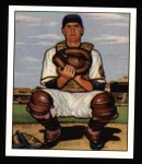 1950 Bowman REPRINT #56  Del Crandall  Front Thumbnail