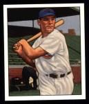 1950 Bowman REPRINT #169  Hank Edwards  Front Thumbnail