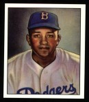 1950 Bowman REPRINT #23  Don Newcombe  Front Thumbnail