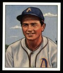 1950 Bowman REPRINT #49  Elmer Valo  Front Thumbnail