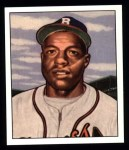 1950 Bowman REPRINT #248  Sam Jethroe  Front Thumbnail