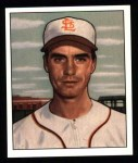 1950 Bowman REPRINT #252  Billy DeMars  Front Thumbnail