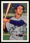 1952 Bowman REPRINT #45  Johnny Pesky  Front Thumbnail