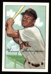 1952 Bowman REPRINT #249  Hank Thompson  Front Thumbnail