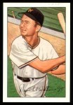 1952 Bowman REPRINT #178  Davey Williams  Front Thumbnail