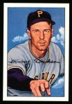1952 Bowman REPRINT #59  Murry Dickson  Front Thumbnail