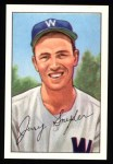 1952 Bowman REPRINT #246  Jerry Snyder  Front Thumbnail
