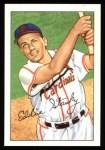 1952 Bowman REPRINT #160  Eddie Stanky  Front Thumbnail