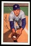 1952 Bowman REPRINT #181  Joe Collins  Front Thumbnail