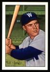 1952 Bowman REPRINT #31  Eddie Yost  Front Thumbnail