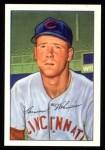 1952 Bowman REPRINT #150  Herm Wehmeier  Front Thumbnail