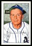 1952 Bowman REPRINT #98  Jimmy Dykes  Front Thumbnail