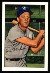 1952 Bowman REPRINT #36  Cass Michaels  Front Thumbnail