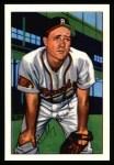 1952 Bowman REPRINT #100  Sibby Sisti  Front Thumbnail