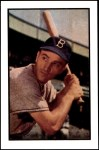 1953 Bowman REPRINT #145  George Shuba  Front Thumbnail