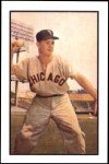 1953 Bowman REPRINT #18  Nellie Fox  Front Thumbnail