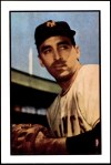 1953 Bowman Reprints #96  Sal Maglie  Front Thumbnail