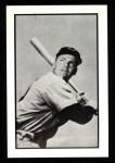 1953 Bowman B&W Reprint #1  Gus Bell  Front Thumbnail