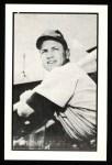 1953 Bowman B&W Reprint #37  Hal Jeffcoat  Front Thumbnail