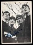 1964 Topps Beatles Black and White #13  Ringo Starr  Front Thumbnail