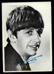 1964 Topps Beatles Black and White #19  Ringo Starr  Front Thumbnail
