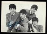 1964 Topps Beatles Black and White #49  Ringo Starr  Front Thumbnail