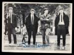 1964 Topps Beatles Black and White #57  John Lennon  Front Thumbnail