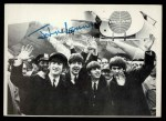 1964 Topps Beatles Black and White #75  John Lennon  Front Thumbnail