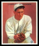 1933 Goudey Reprint #222  Charlie Gehringer  Front Thumbnail
