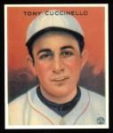 1933 Goudey Reprint #99  Tony Cuccinello  Front Thumbnail