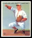 1933 Goudey Reprint #202  Gabby Hartnett  Front Thumbnail