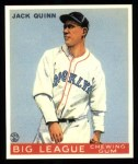 1933 Goudey Reprint #78  Jack Quinn  Front Thumbnail