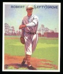 1933 Goudey Reprints #220  Lefty Grove  Front Thumbnail