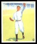 1933 Goudey Reprint #216  Lefty Gomez  Front Thumbnail