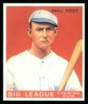 1933 Goudey Reprint #86  Phil Todt  Front Thumbnail