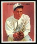 1933 Goudey Reprints #222  Charlie Gehringer  Front Thumbnail