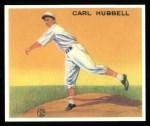 1933 Goudey Reprints #230  Carl Hubbell  Front Thumbnail
