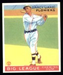 1933 Goudey Reprint #151  Jake Flowers  Front Thumbnail