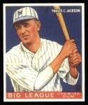 1933 Goudey Reprint #102  Travis Jackson  Front Thumbnail