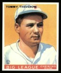 1933 Goudey Reprints #36  Tommy Thevenow  Front Thumbnail