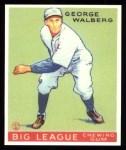 1933 Goudey Reprints #145  Rube Walberg  Front Thumbnail