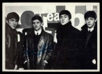 1964 Topps Beatles Black and White #90  Ringo Starr  Front Thumbnail