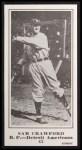 1916 M101-5 Blank Back Reprint #42  Sam Crawford  Front Thumbnail