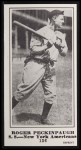 1916 M101-5 Blank Back Reprint #136  Roger Peckinpaugh  Front Thumbnail