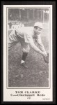 1916 M101-5 Blank Back Reprint #32  Tommy Clarke  Front Thumbnail