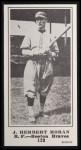 1916 M101-5 Blank Back Reprint #122  J. Herbert Moran  Front Thumbnail
