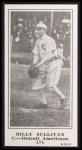 1916 M101-5 Blank Back Reprint #174  Billy Sullivan  Front Thumbnail