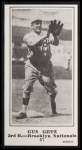 1916 M101-5 Blank Back Reprint #67  Gus Getz  Front Thumbnail
