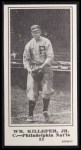 1916 M101-5 Blank Back Reprint #93  William Killefer Jr.  Front Thumbnail